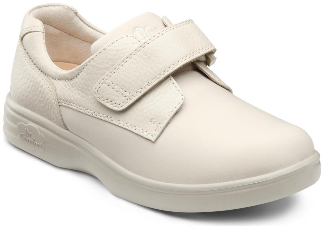 Dr. Comfort Annie Womens Casual Shoe Beige Size 8