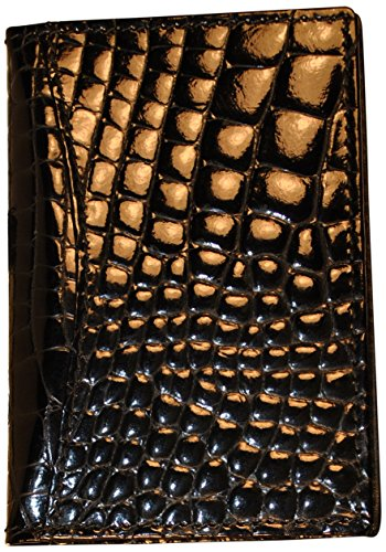budd-leather-croco-bidente-gusseted-business-card-case-black