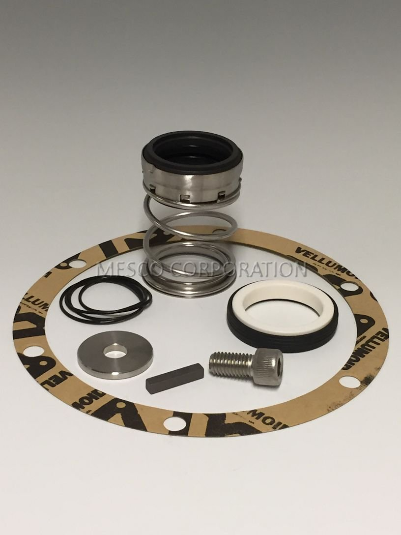 Mesco Corp replacement kit for Paco K104-1 - BUNA/CARBON/CERAMIC by Mesco Corporation