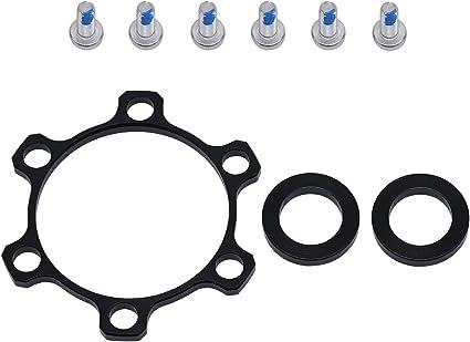 15mm x 100mm to 110mm 12mm x 142mm to 148mm Front /& Rear Bike Boost Hub Conversion