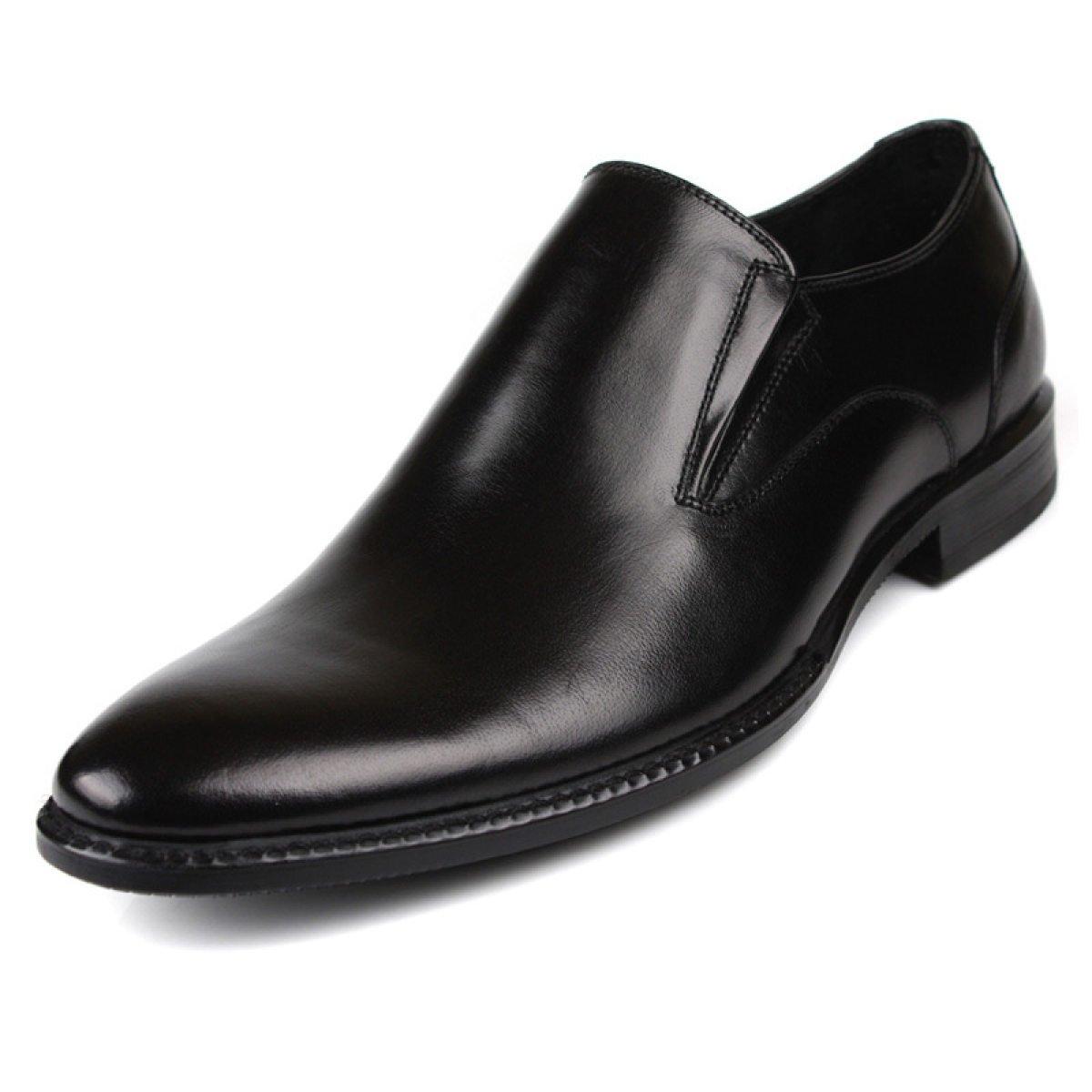 Männer England Schuhe Herrenschuhe Sätze Von Füßen Leder Kleid Geschäft Herrenschuhe Schuhe Hochzeitsschuhe schwarz cee135