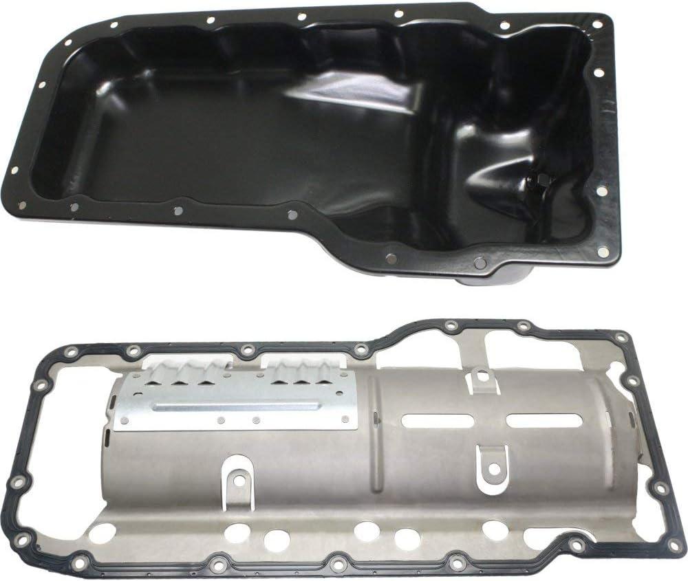 Engine Oil Pan for Dodge Dakota 00-11 Ram 1500 11-13 Set of 2 With ...