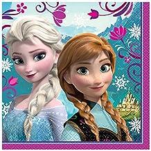 Disney Frozen Party Napkins, 16ct
