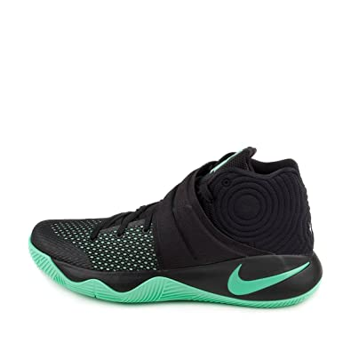 hot sale online 09489 b56c6 NIKE KYRIE 2 MEN S GREE BASKETBALL SHOES (819583-007) (12.5, BLACK GREEN  GLOW)  Amazon.ca  Shoes   Handbags