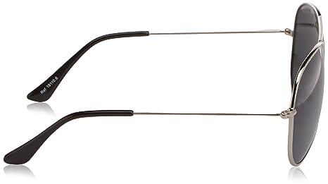 Ocean Sunglasses Banila aviator - lunettes de soleil en Métal - Monture : Argent - Verres : Mirroir (18110.6) T5moc7yvMv