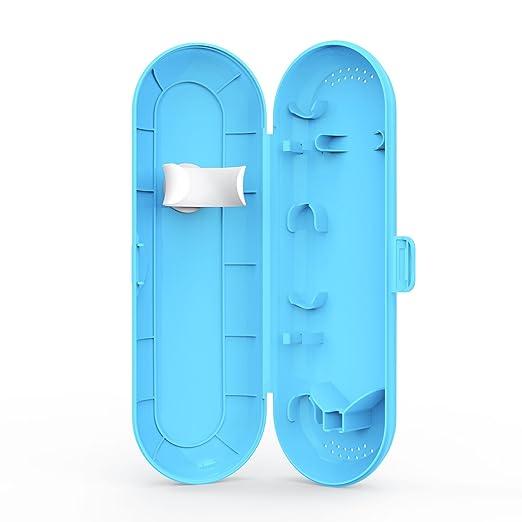 25 opinioni per Poketech casi di viaggio per spazzolini da denti elettrici Oral-B 1 manipolo e 2