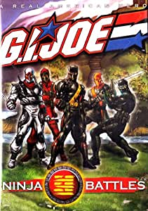 Amazon.com: G.I. Joe Ninja Battles: Movies & TV