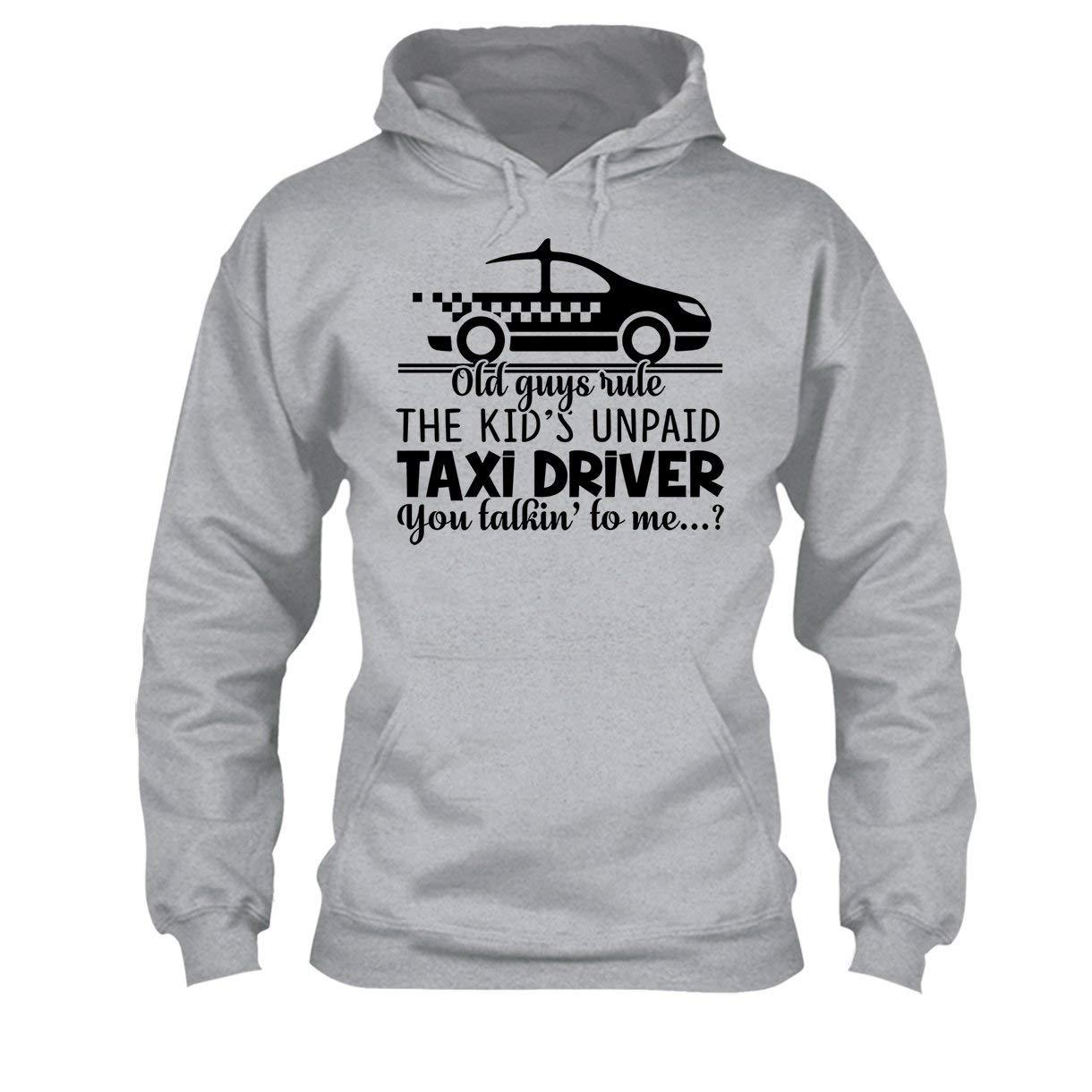 Tee Shirt Sweatshirts Old Guys Rule Taxi Driver T Shirt