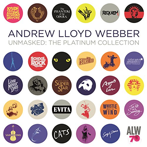 Unmasked - The Platinum Collection (Andrew Music Webber Lloyd)