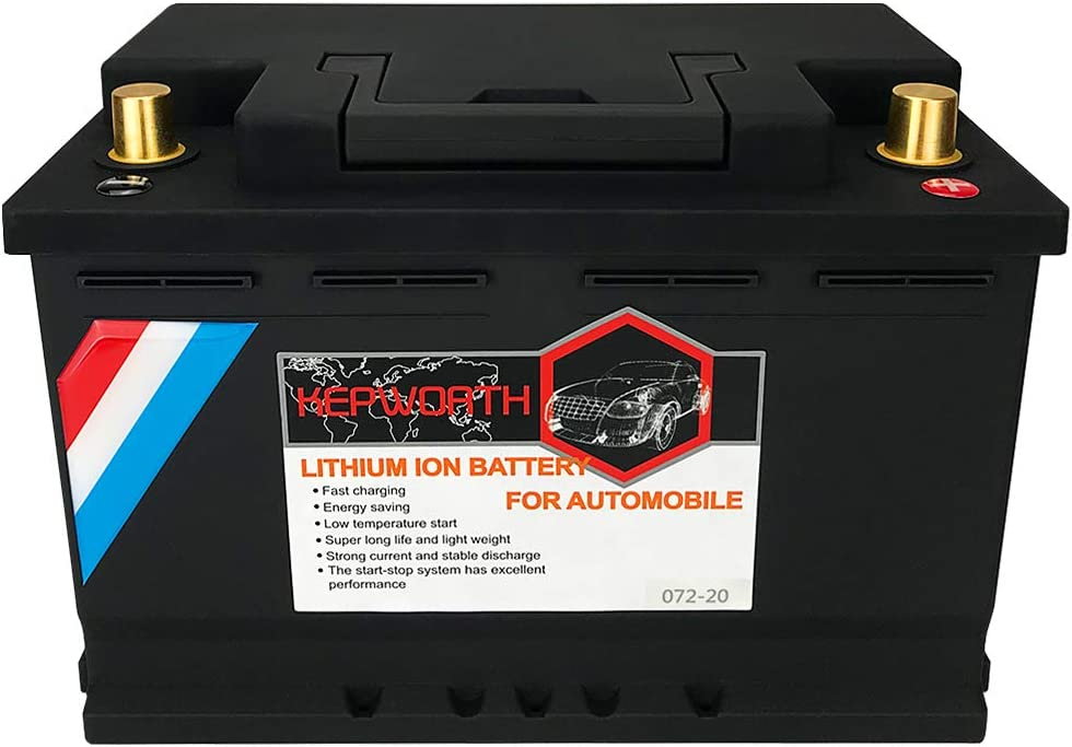 100ah Lifepo4 Battery 12v Lithium Iron Phosphate Battery Built In Bms Rechargeable Protective Board Deep Cycle Battery For Motorhome Motorhome Navy Overland Van And Off Grid Applications Auto