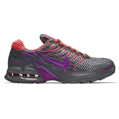 NIKE Women's Air Max Torch 4 Running Shoe Cool Grey/Hyper Violet/Hyper Punch