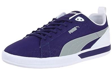 best website 58578 9365d Puma future suede lite limestone grey-white 354674 03 (UK 4 ...
