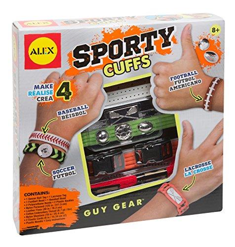 Alex Toys Craft Sporty Cuffs