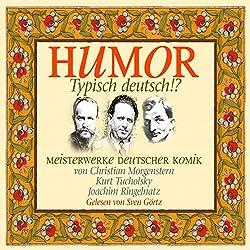 Humor -Typisch Deutsch!?