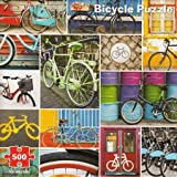 Bicycle Puzzle 500 Piece Re-marks by Re-Marks