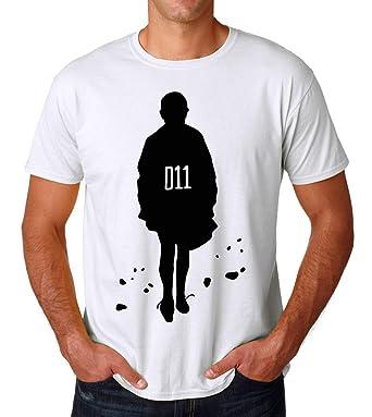 PasTomka 011 Mike Eleven Will Dustin Stranger Things Mens T-Shirt ...