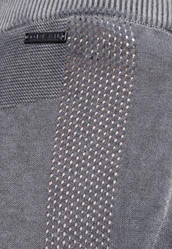 M Diesel ERIS Pantaloni Femme Clair Cold Gris pour Pigment Pantalon f6fwqrd