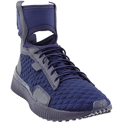save off af875 dfef7 PUMA Womens Fenty Trainer Mid Geo