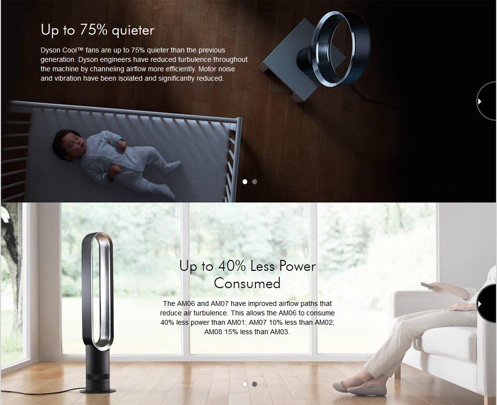 product pedestal silver fan dyson white stand