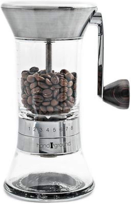 Handground Schwarz Kaffeem/ühle
