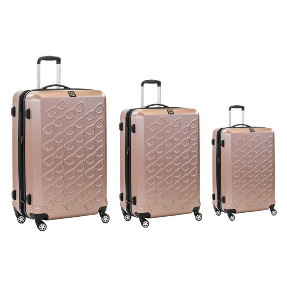 Concept One Ful Sunglasses 3 Piece Luggage Set by Ful