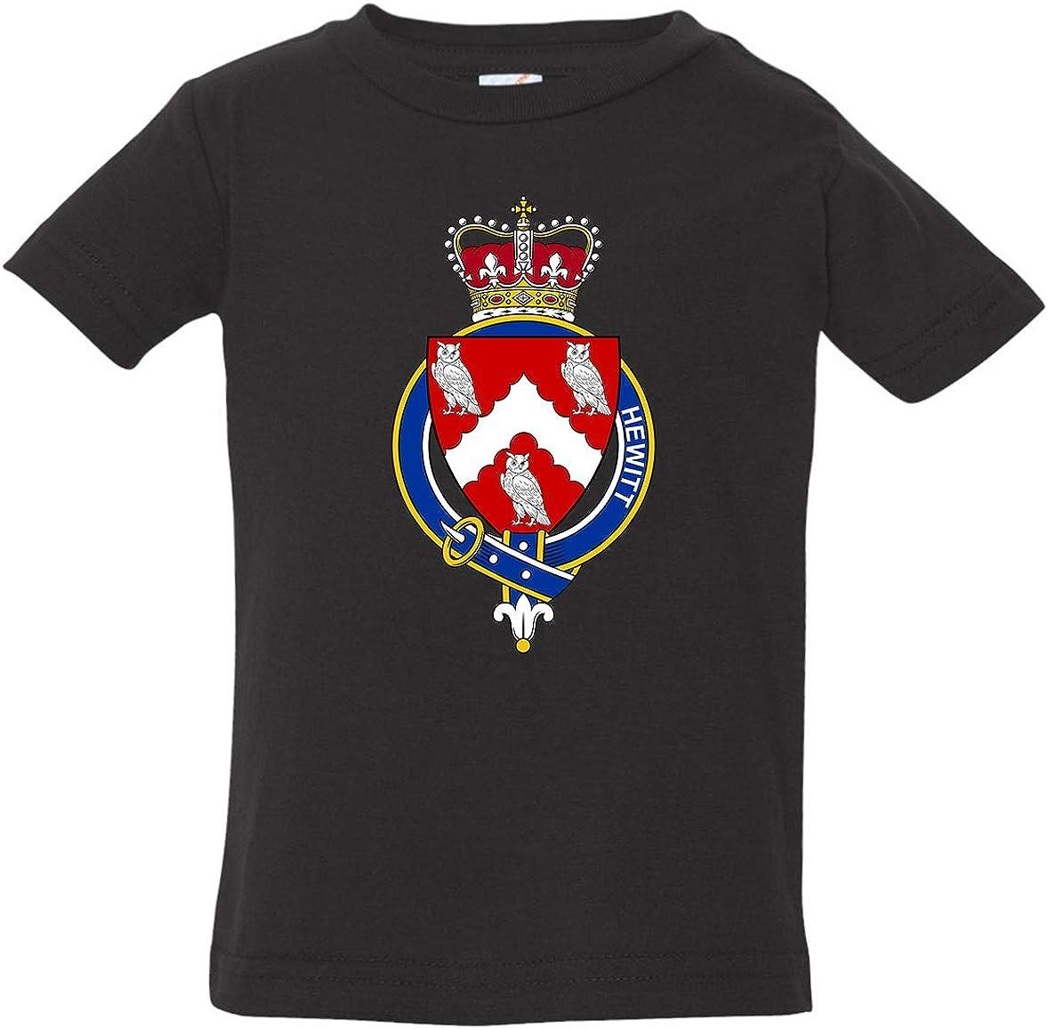 Tenacitee Babys English Garter Family Hewitt Shirt