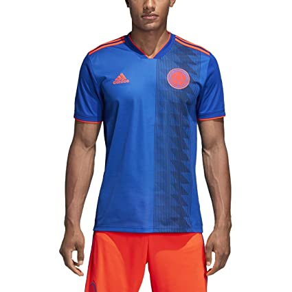 61650283663b32 Amazon.com : adidas Men's Soccer Colombia Away Jersey : Clothing