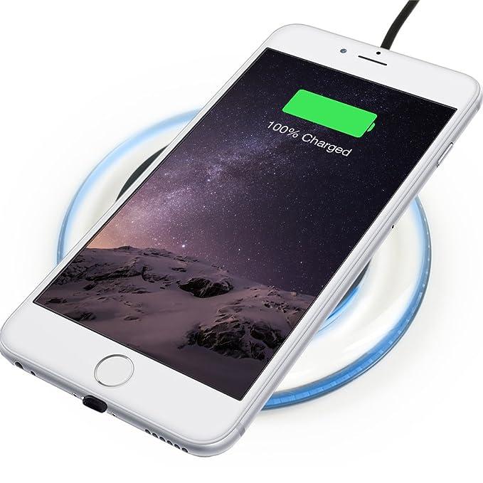 bezalel iPhone 6 6S Cargador inalámbrico kit, carga ...