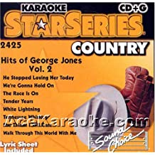 Karaoke: Hits of George Jones 2