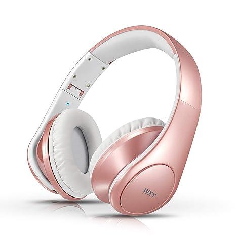 Amazon.com  Bluetooth Headphones Over Ear 0bc6dea0bbe08
