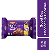 Britannia Good Day Choco Chips, 44g + 12g Extra