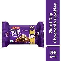 Britannia Good Day Choco Chips, 44g + 12g Extra