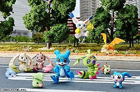 Digimon Adventure Data 3 Box (Digimon Miniatures)