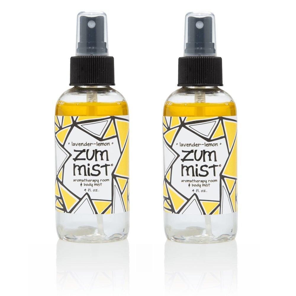 Indigo Wild: Zum Mist Lavender Lemon 4 Fl Oz Set of 2 by Indigo Wild (Image #1)