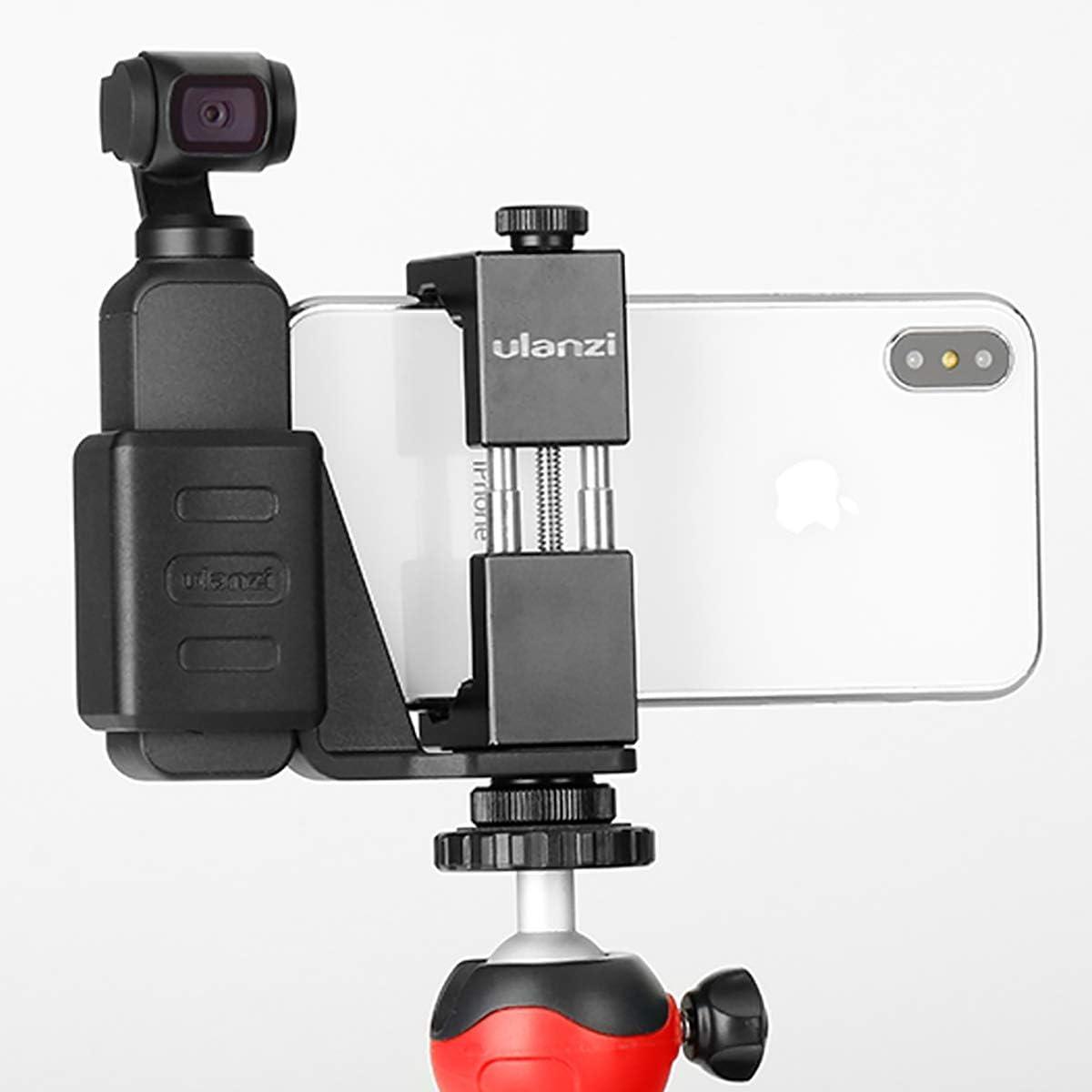 OP-1 Handheld Phone Holder Mobile Bracket Set Tripod Mount Adapter for DJI OSMO Pocket