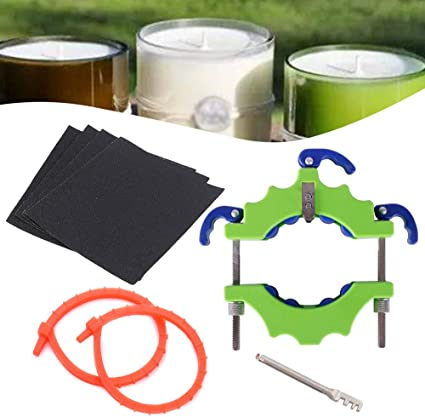 New DIY Glass Beer Wine Bottle Cutter Recycle Cutting Tool Kit Art Craft Machine