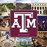 2017 Texas A and M University Wall Calendar