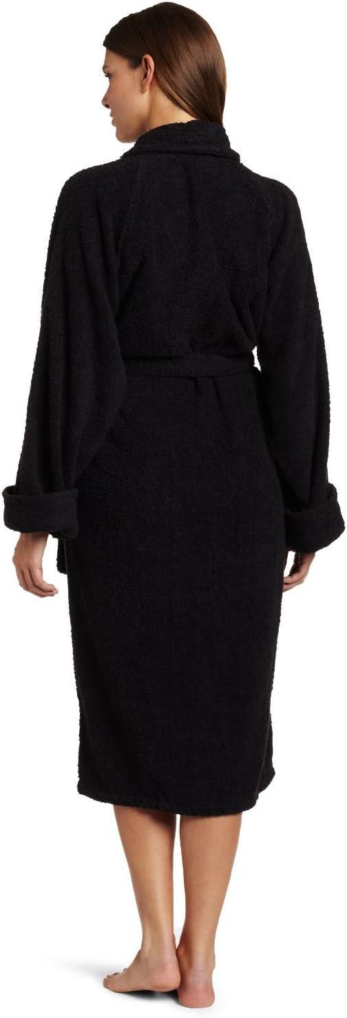 White Superior Unisex 100/% Premium Long-Staple Combed Cotton Terry X-Large Bath Robe