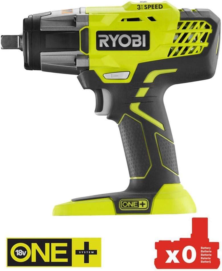 Ryobi R18IW3-0 ONE Visseuse /à choc 3/vitesses