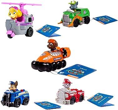 Assortiti Spin Master 6022631 Paw Patrol Rescue Racer Figurina