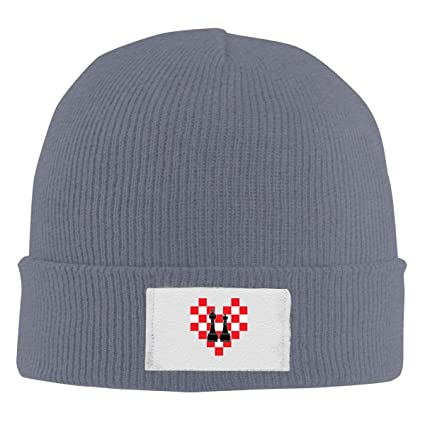 fd3ee320872 Amazon.com  Knit Hats Beanie Hat Unisex Chess King Queen  Clothing