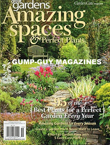 GARDEN GATE Great Gardens. Amazing Spaces & Perfect Plants Magazine GARDENS FOR EVERY SEASON (Single Patio To Door)
