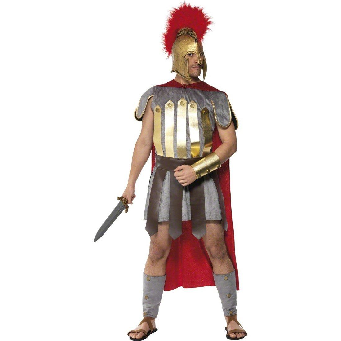 Disfraz de gladiador romano M 48/50 accesorio de disfraz de gladiador romano disfraz gladiador traje