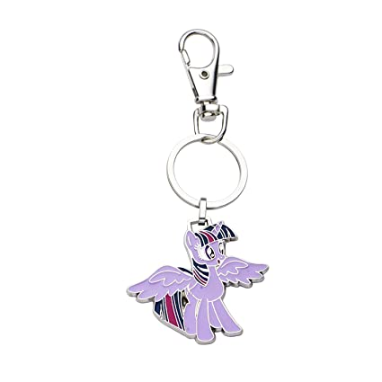 My Little Pony Twilight Sparkle Stainless Steel Llavero ...