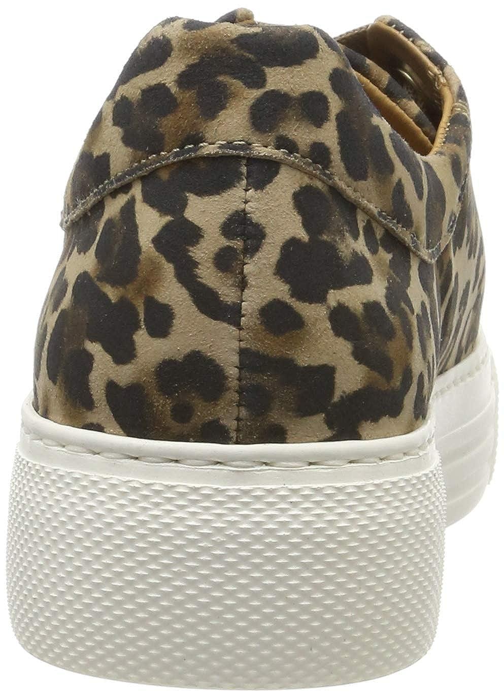 Gabor Womens Comfort Basic Low-Top Sneakers