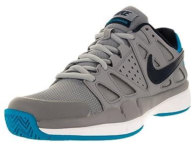 Nike Men s Air Vapor Advantage Tennis Shoes  Amazon.co.uk  Shoes   Bags f2116ef3b