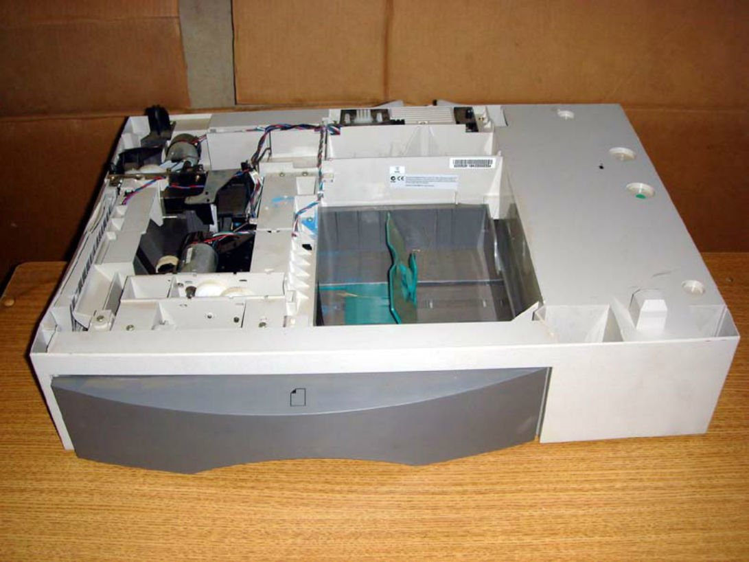 56P2850 - LEXMARK 56P2850 500 SHEET DRAWER C760, C762 Lexmark 56P2850 C762 C760 C752 500 Sheet Feeder Tray Drawer Option Asy