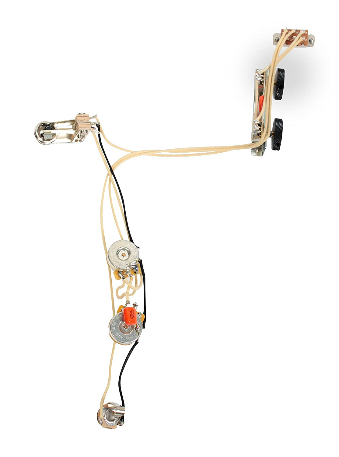 61iktXzx4dL._SL1500_ amazon com fender vintage traditional jazzmaster guitar pre wired Wiring Harness Diagram at gsmx.co