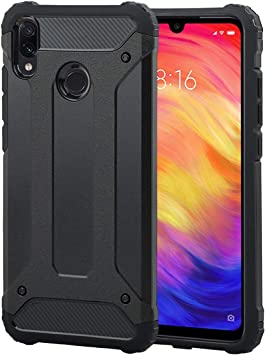 Funda para Xiaomi Redmi Note 7 /Xiaomi Redmi Note 7 Pro + Cristal ...