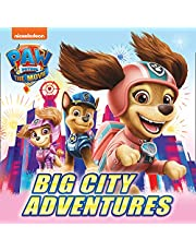 PAW Patrol The Movie: Big City Adventures Picture Book